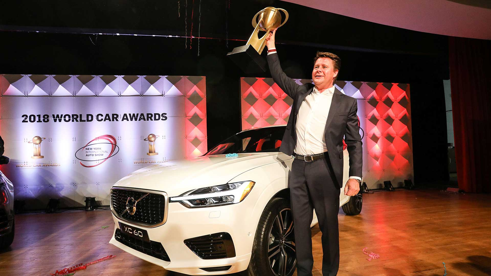 World Car of the Year 2018 - Volvo XC60
