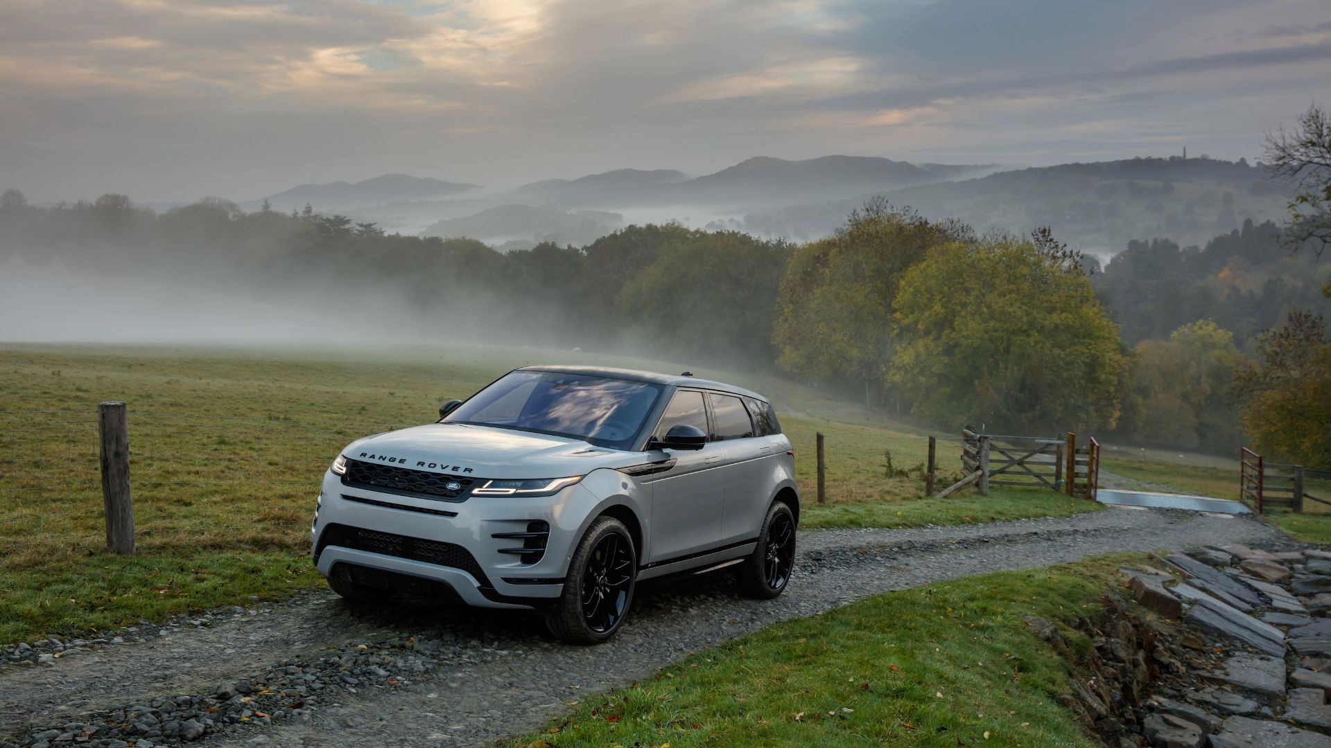 Range Rover Evoque high residual value