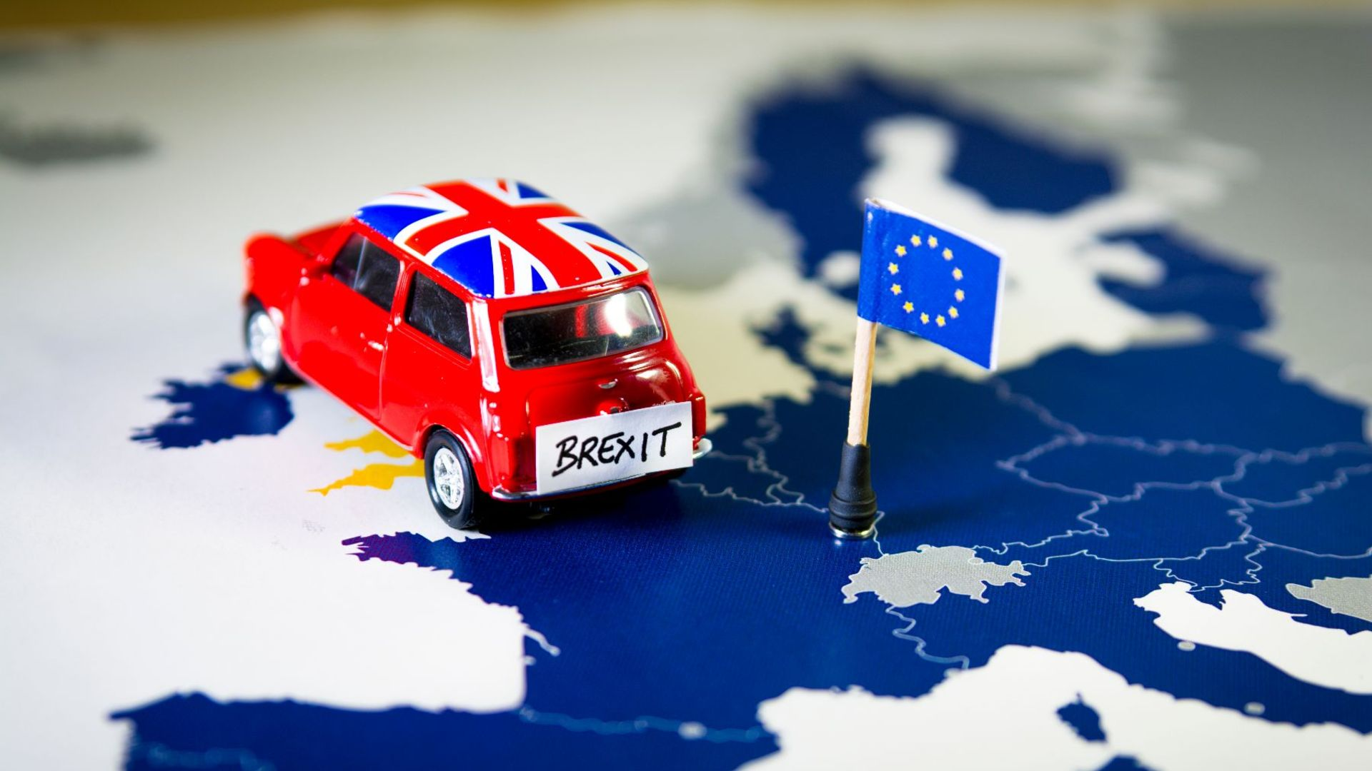 International Driving Permit Brexit