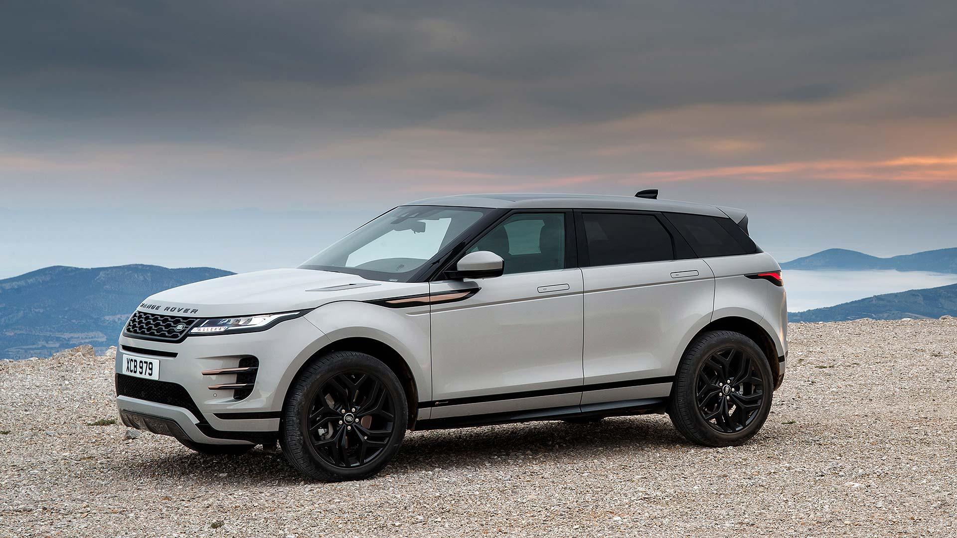 2019 Range Rover Evoque review: Remastered original ...