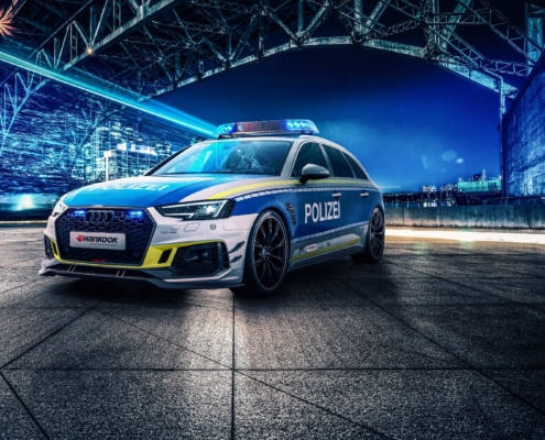 Cool cop cars