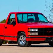 1993 Chevrolet 454 SS Pickup