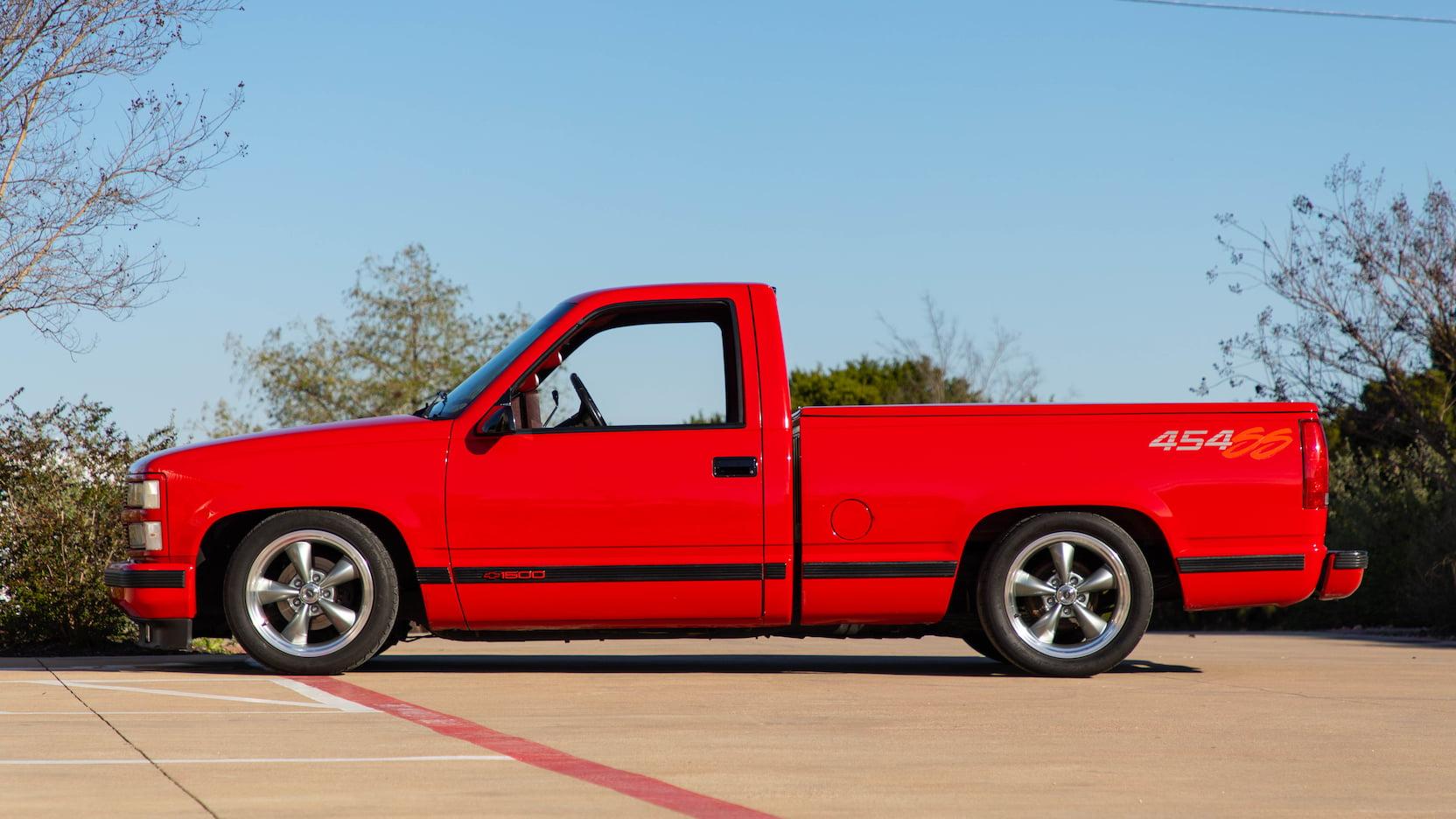 1992 Chevrolet 454 SS Pickup