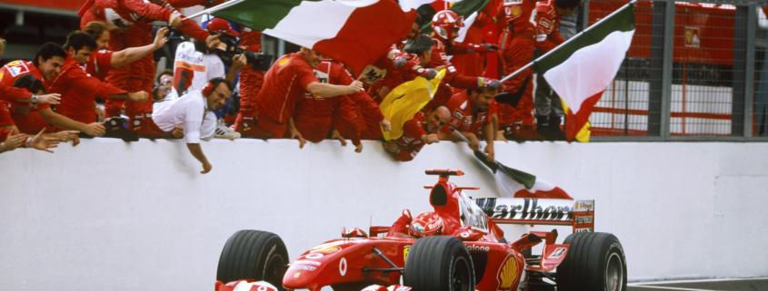 Michael Schumacher Goodwood FOS