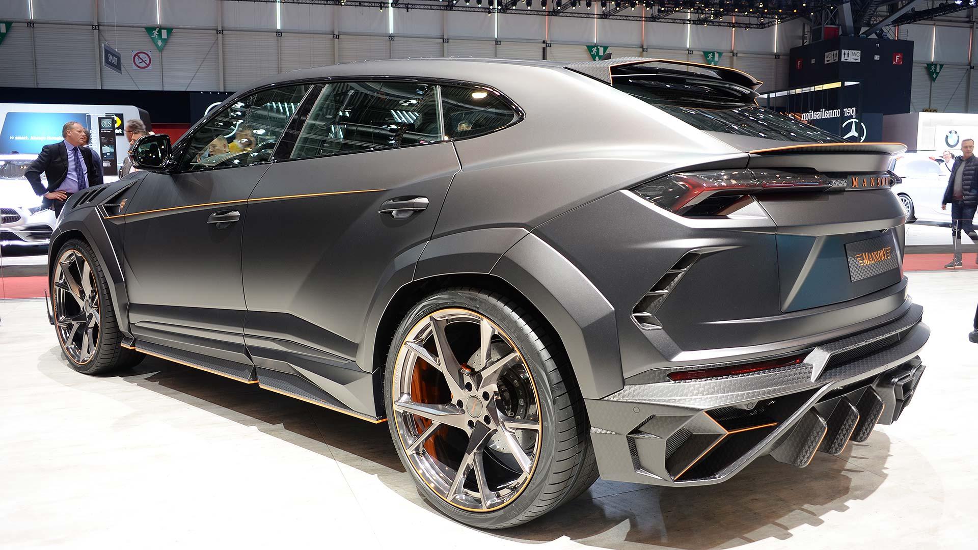 Mansory Lamborghini Urus