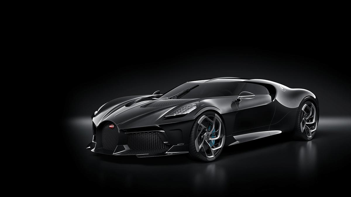 2019 Bugatti La Voiture Geneva Motor Show