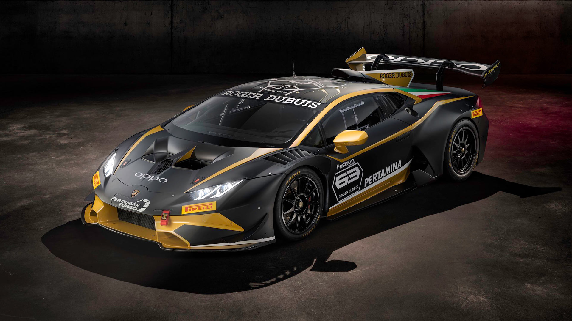 Lamborghini Inspired Watch Creates Special Edition Race Car