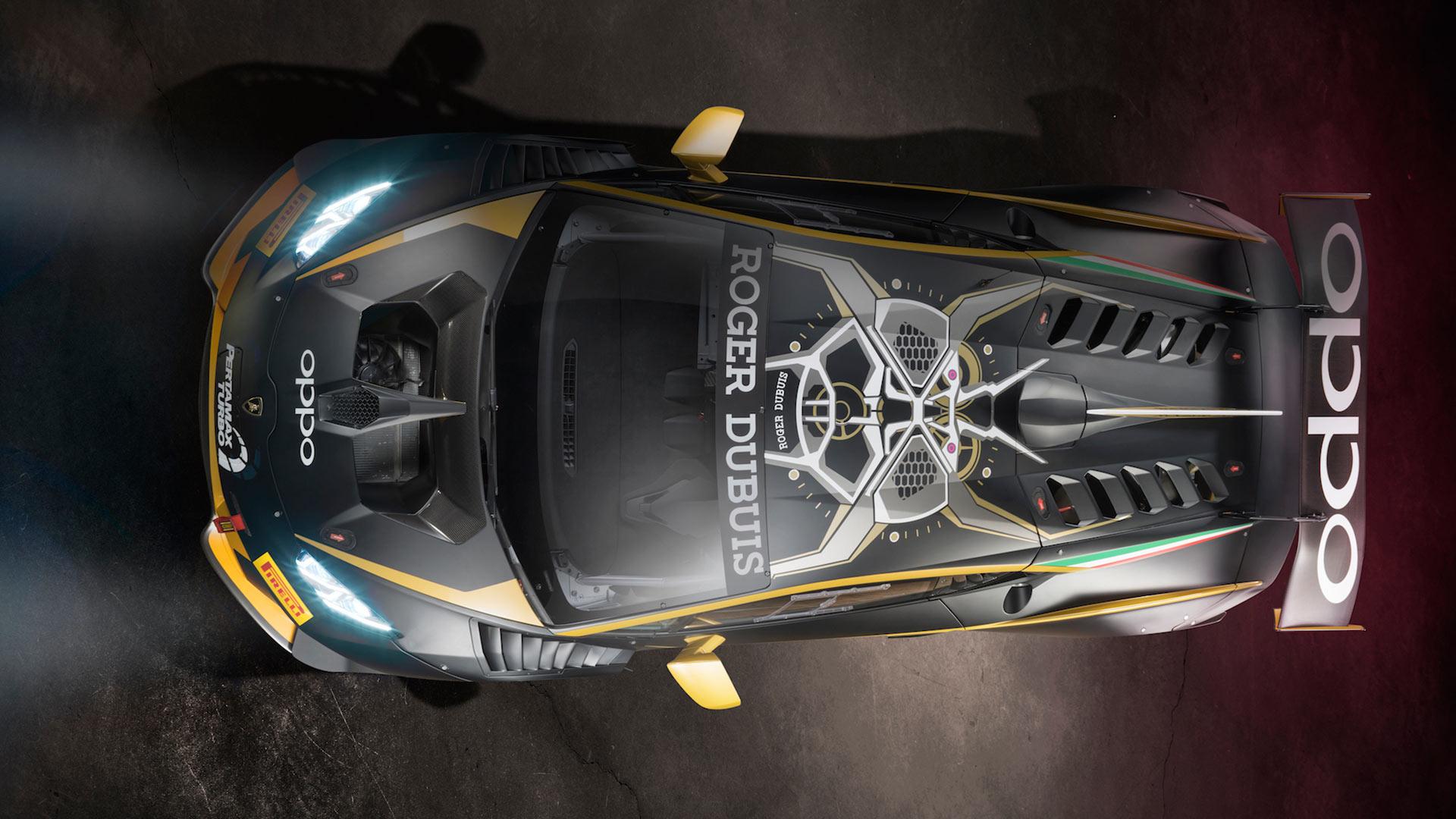 2019 Lamborghini Huracan Evo Super Trofeo-Collector Edition