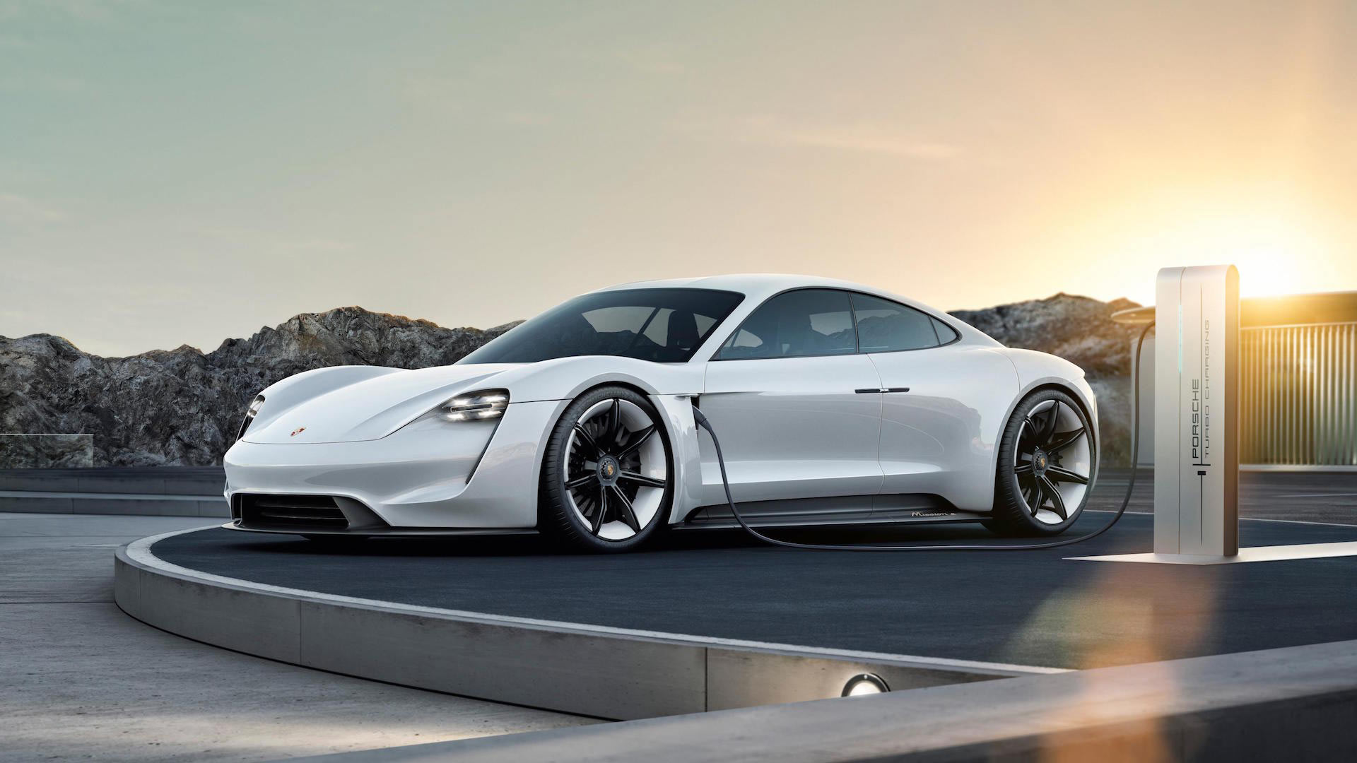Porsche Taycan EV has 20,000 orders already - debuts in September