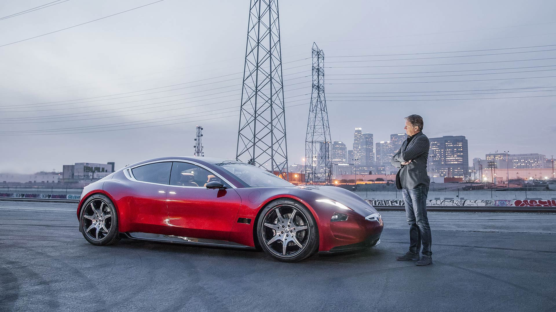 2021 Fisker new electric luxury SUV