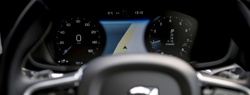 Volvo speed limit 2020