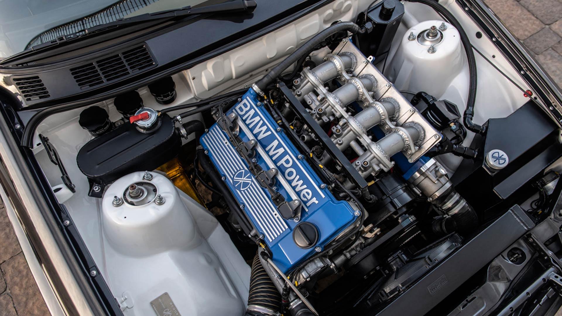 BMW E30 M3 Redux