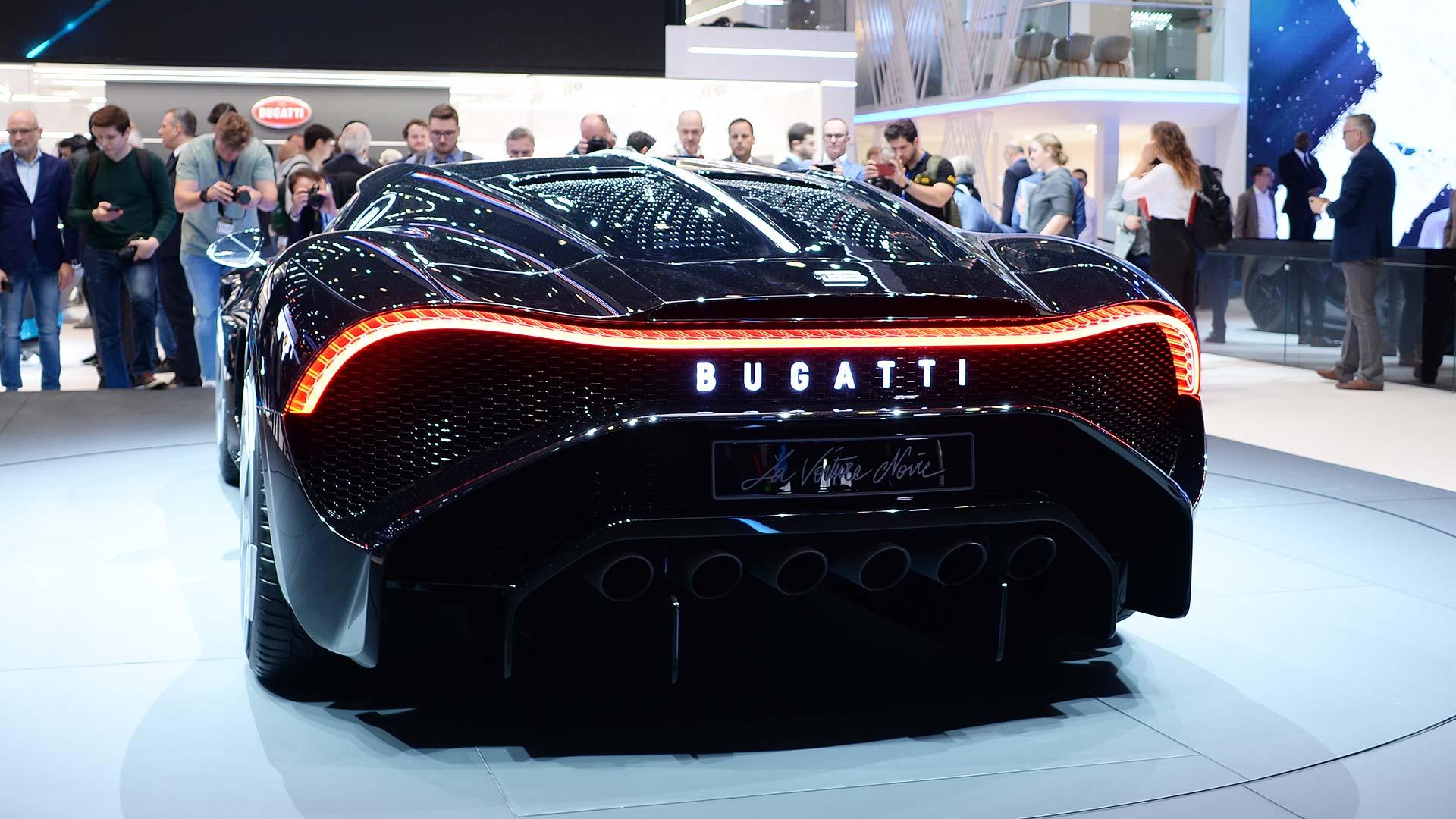 Bugatti La Voiture Noir