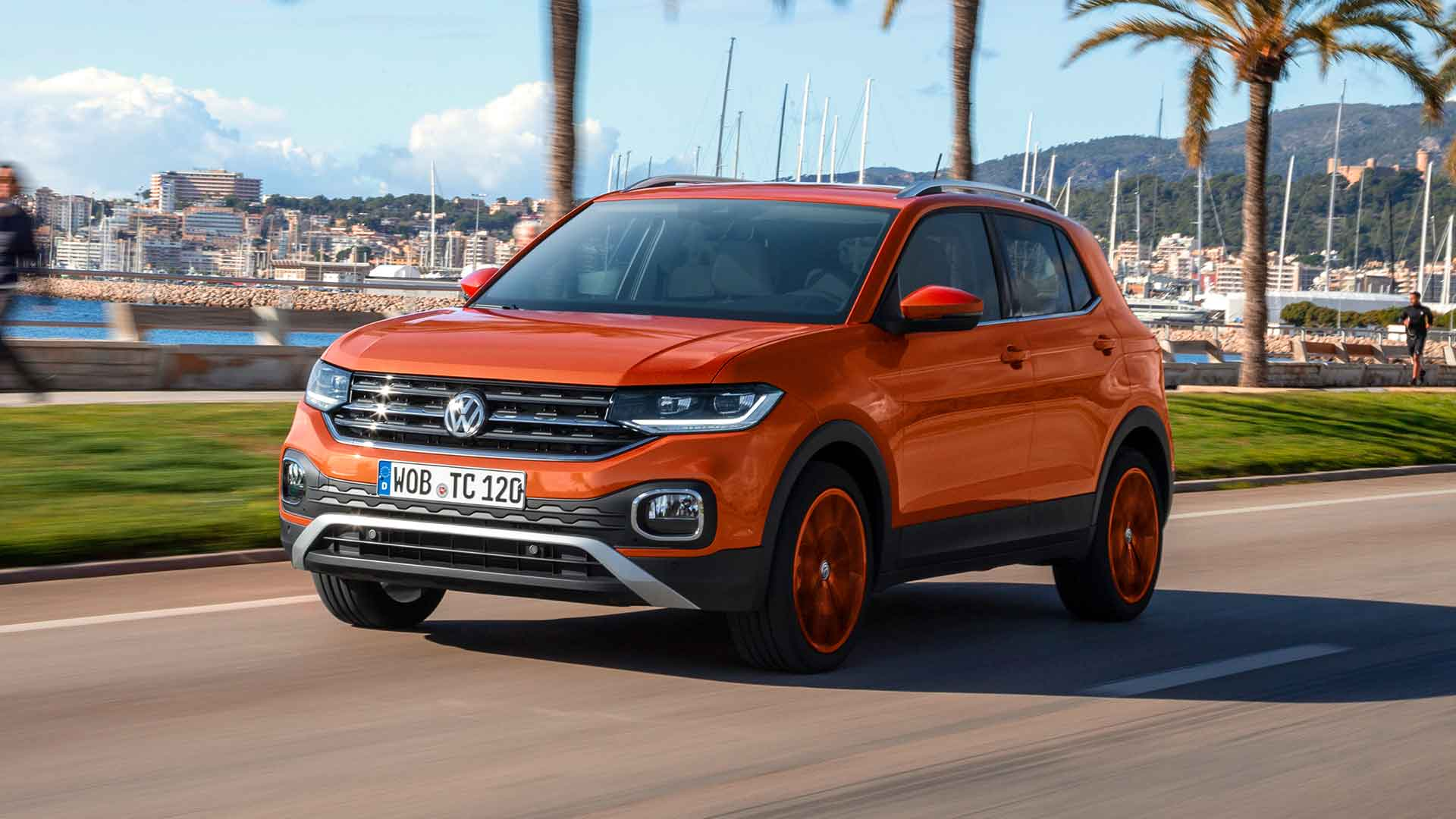 volkswagen t cross review a polo with suv attitude. Black Bedroom Furniture Sets. Home Design Ideas
