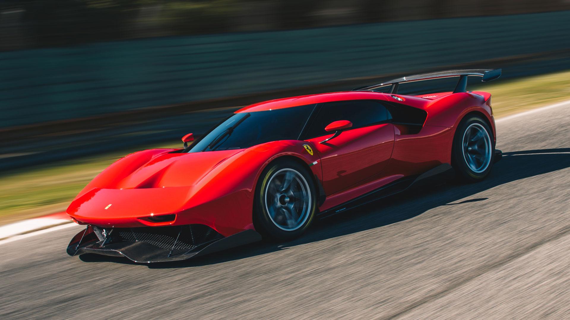 Ferrari P80C track-only