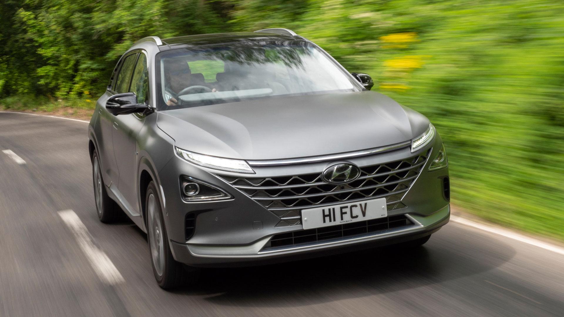 Hyundai Nexo hydrogen