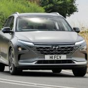 Hyundai Nexo price