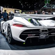 Koenigsegg Jesko sold out