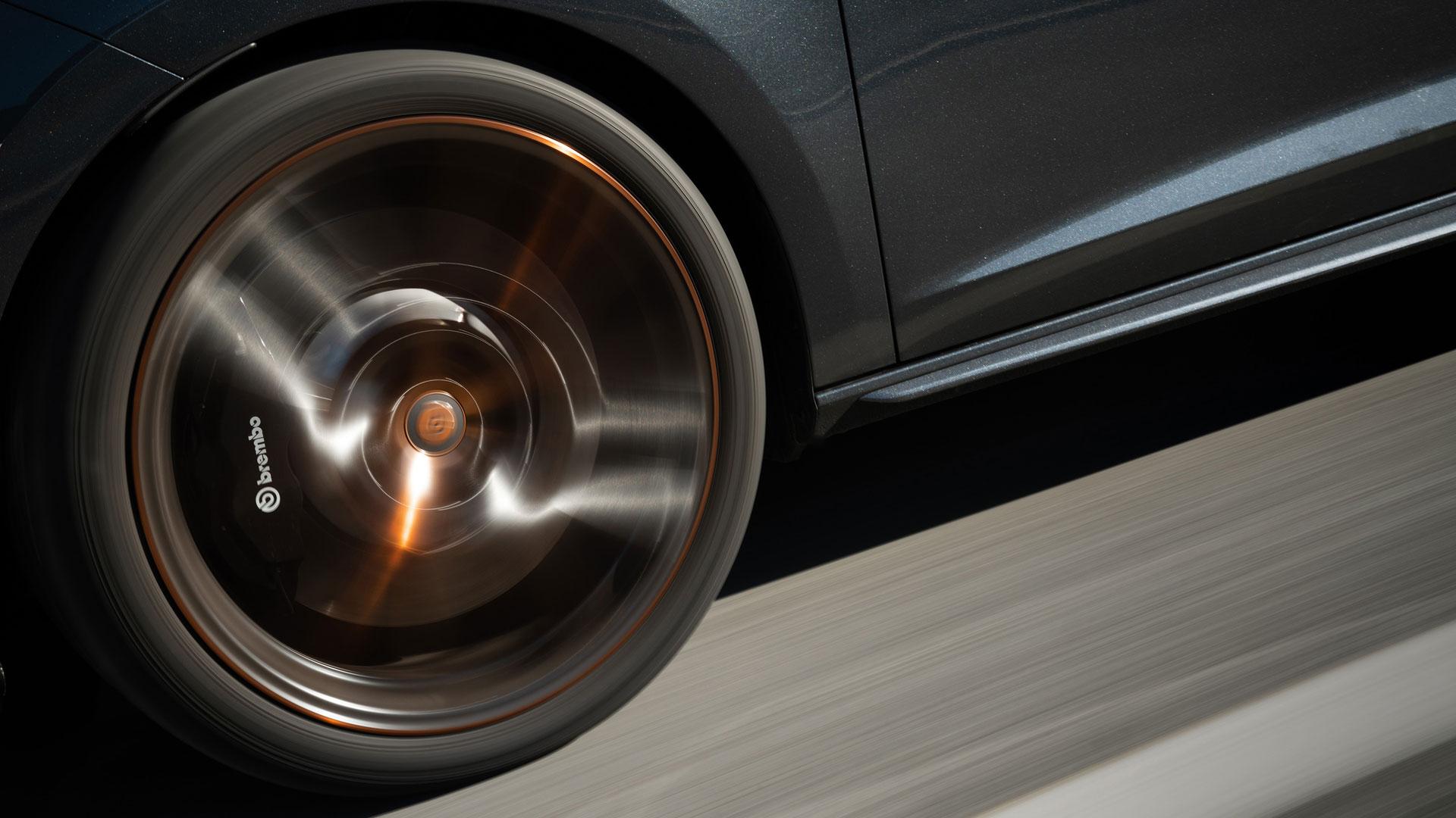 Leon Cupra R ST Brembo brakes