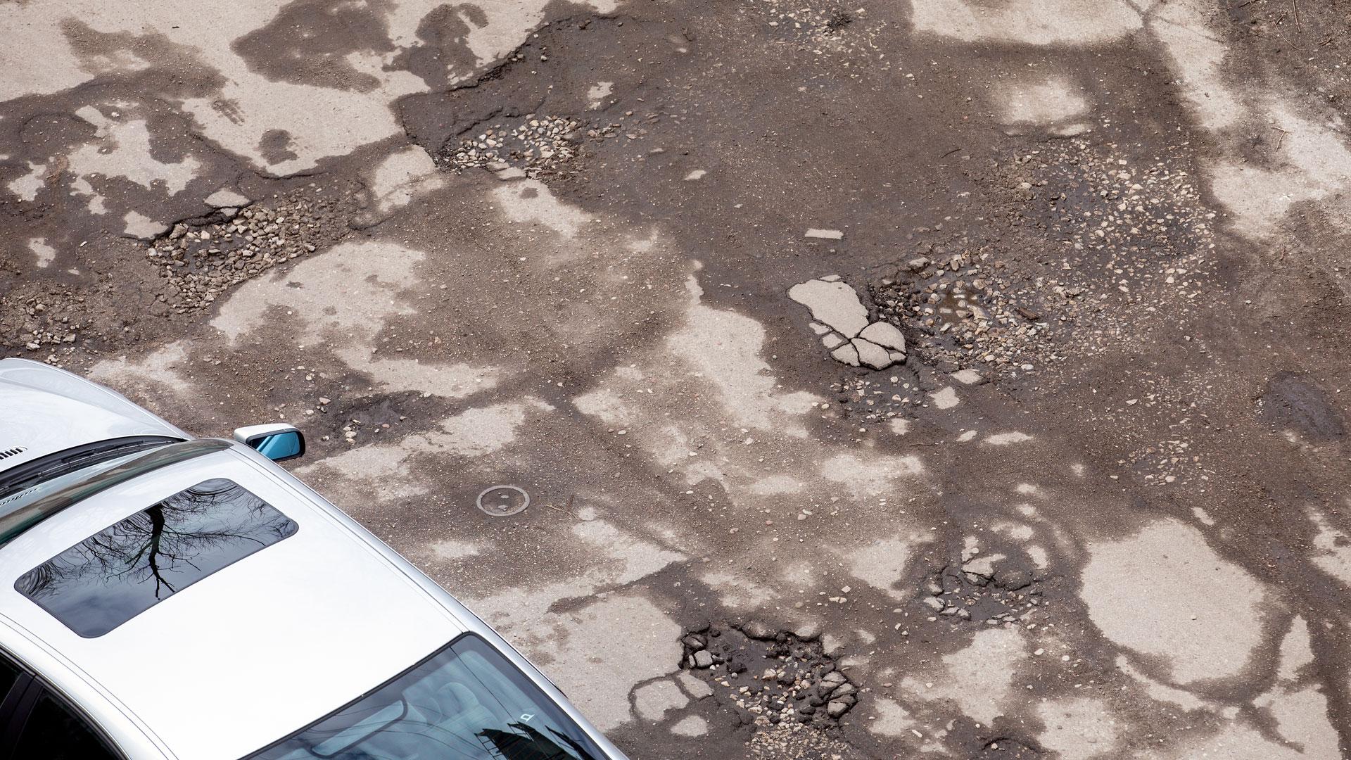 Potholes UK