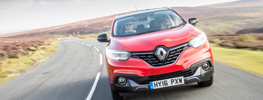 Renault Kadjar used car