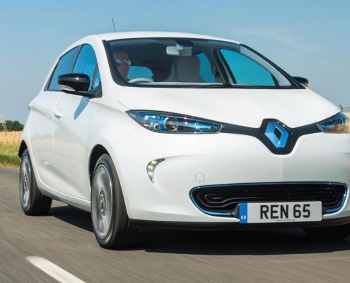 Renault Zoe used car