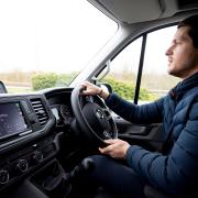 Van Drivers Risking Bad Backs