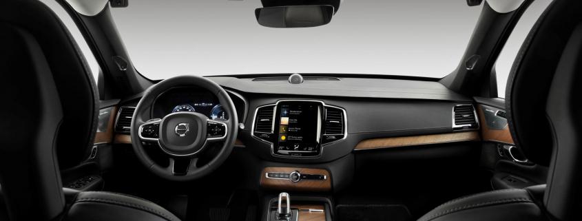 Volvo cameras and sensors
