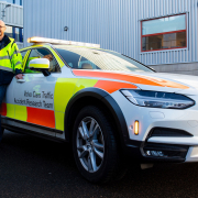 Volvo safety research