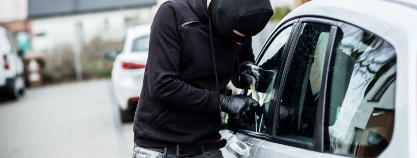 car crime uk
