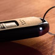 Keyless entry car key fob