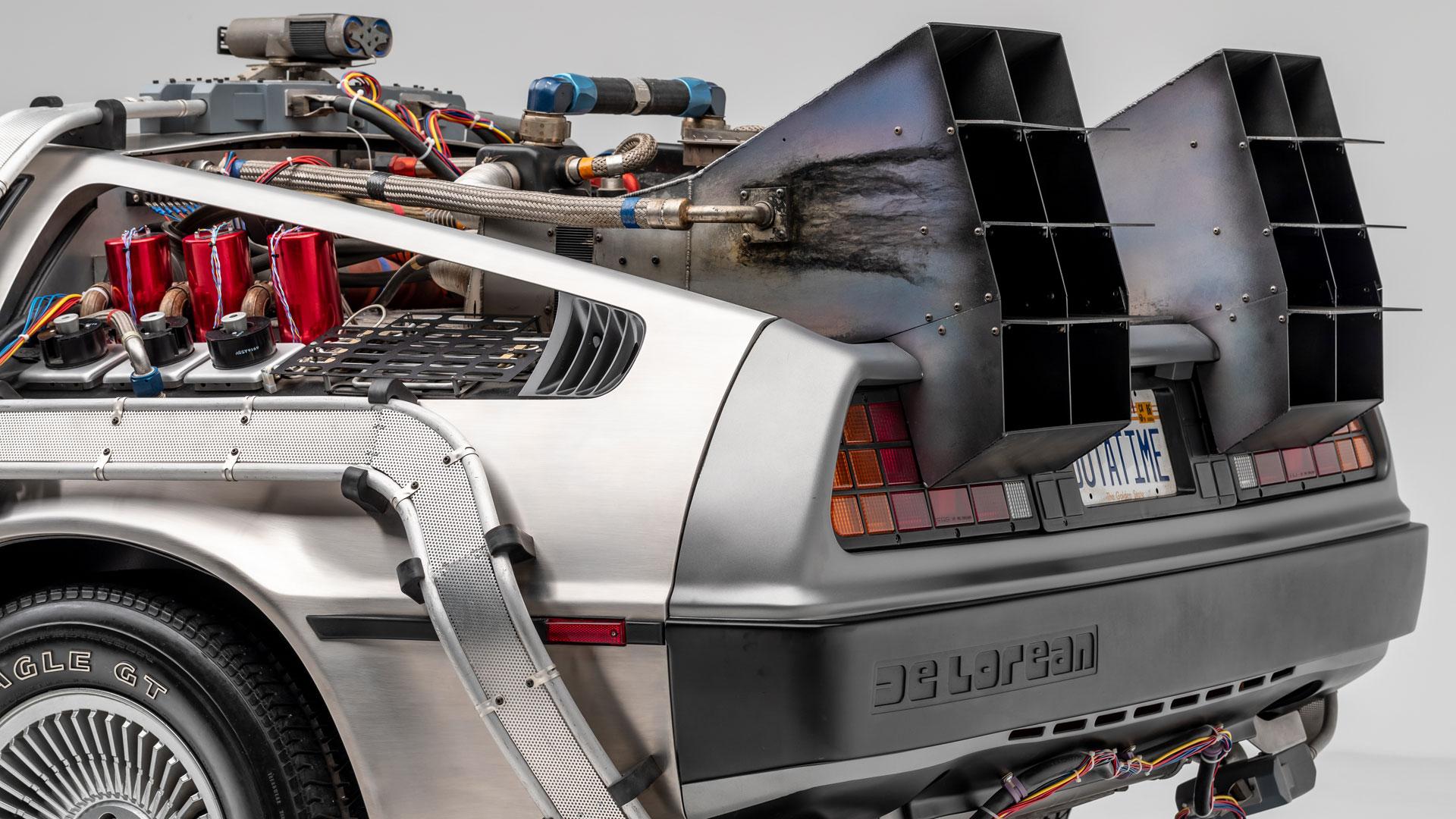 Amazing cars of sci-fi