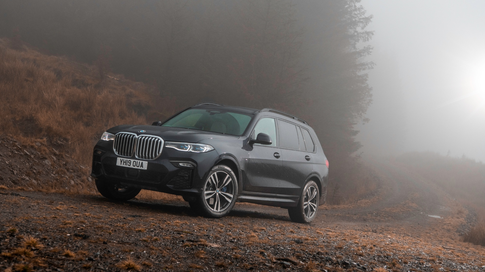 BMW X7 Mercedes GLS