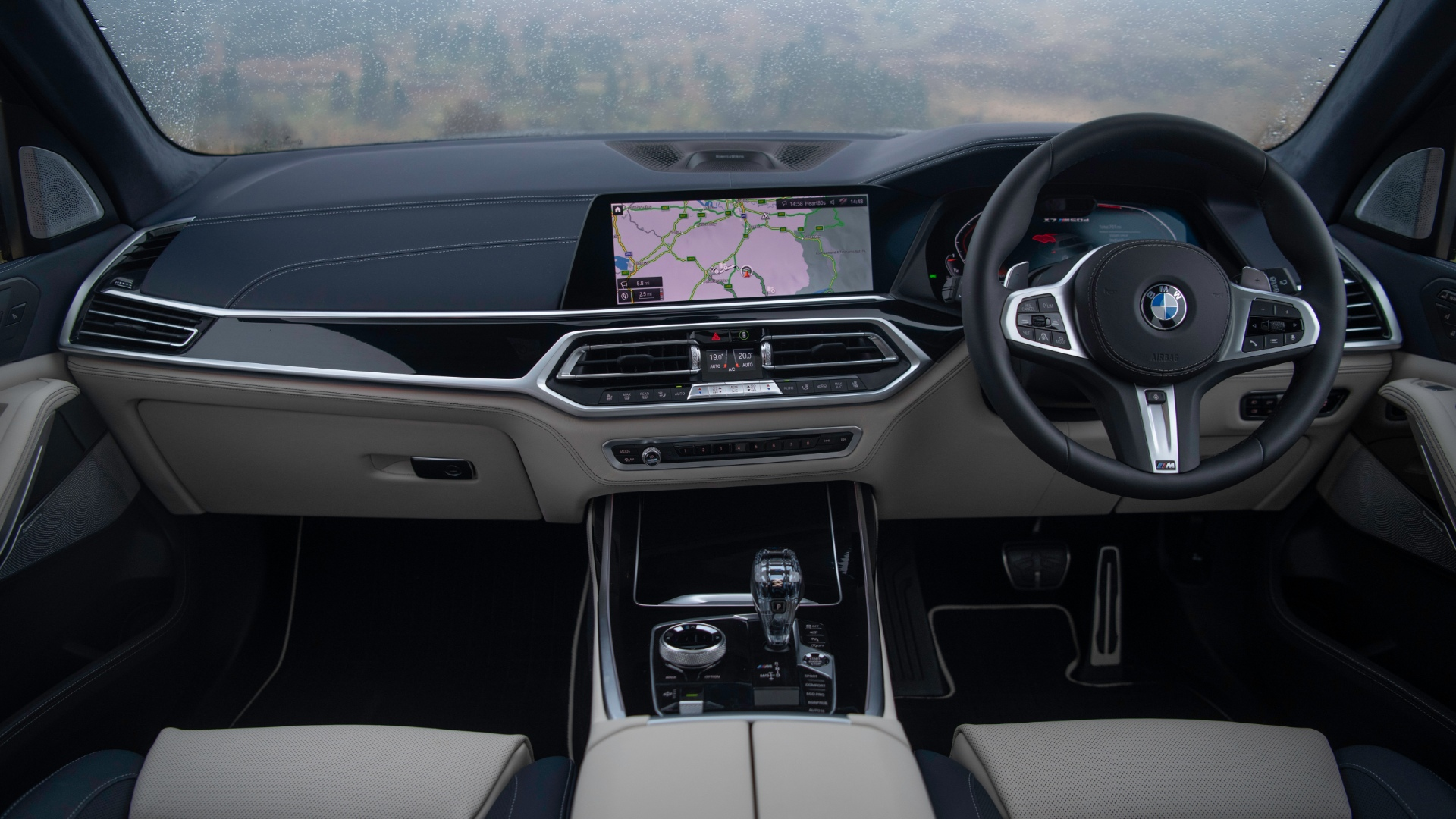 Mercedes Gls And Bmw X7 Germanys 2019 Super Suvs Motoring Research