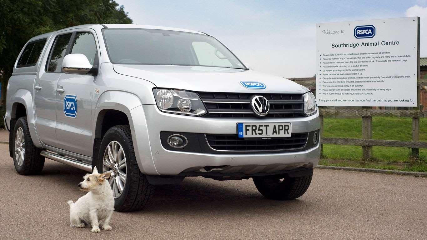 Volkswagen April Fools' Day
