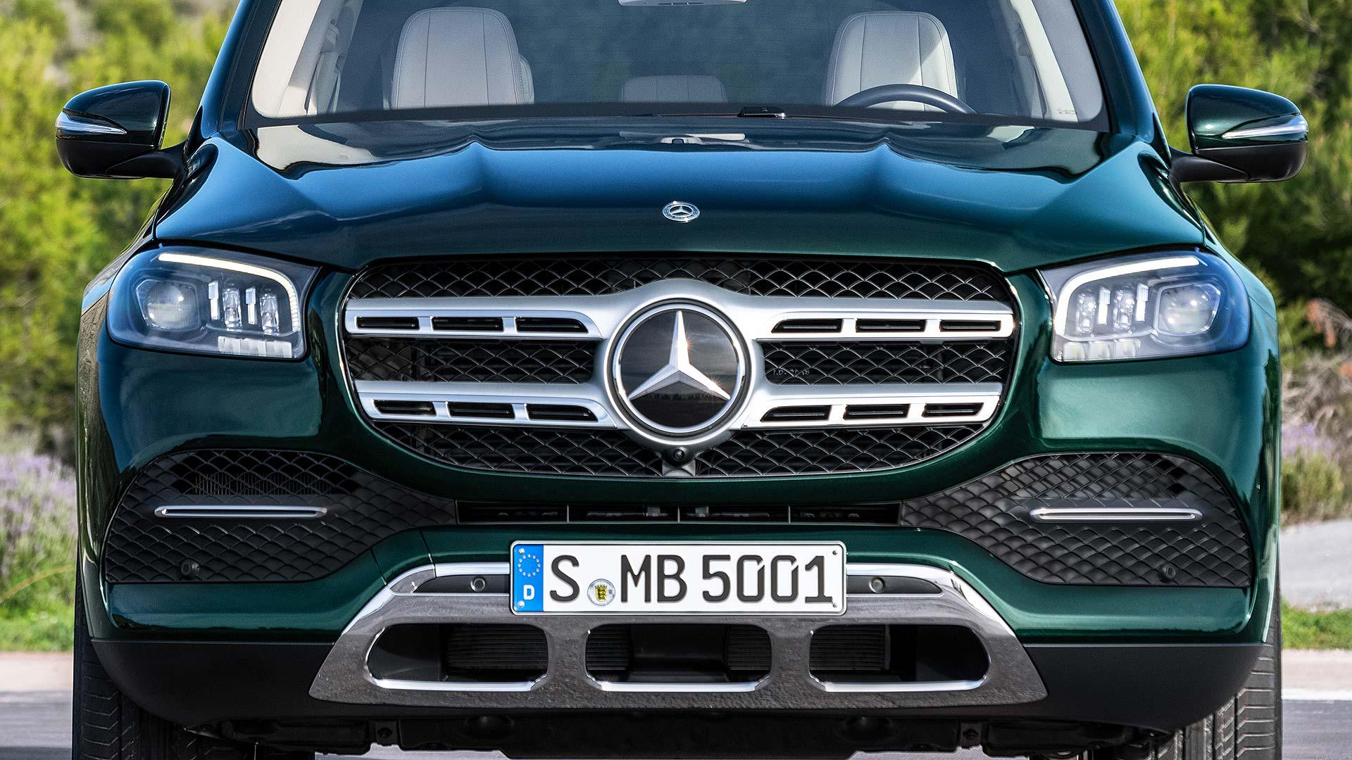 16 Mercedes-Benz GLS NYIAS