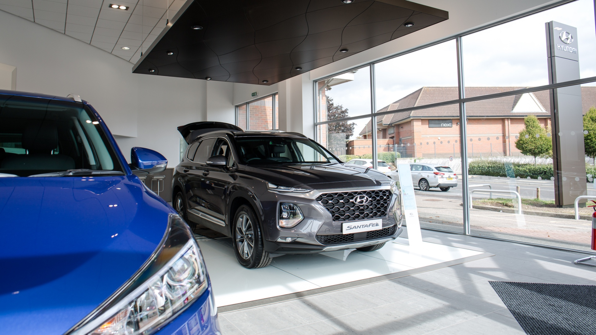 young people dealerships showrooms