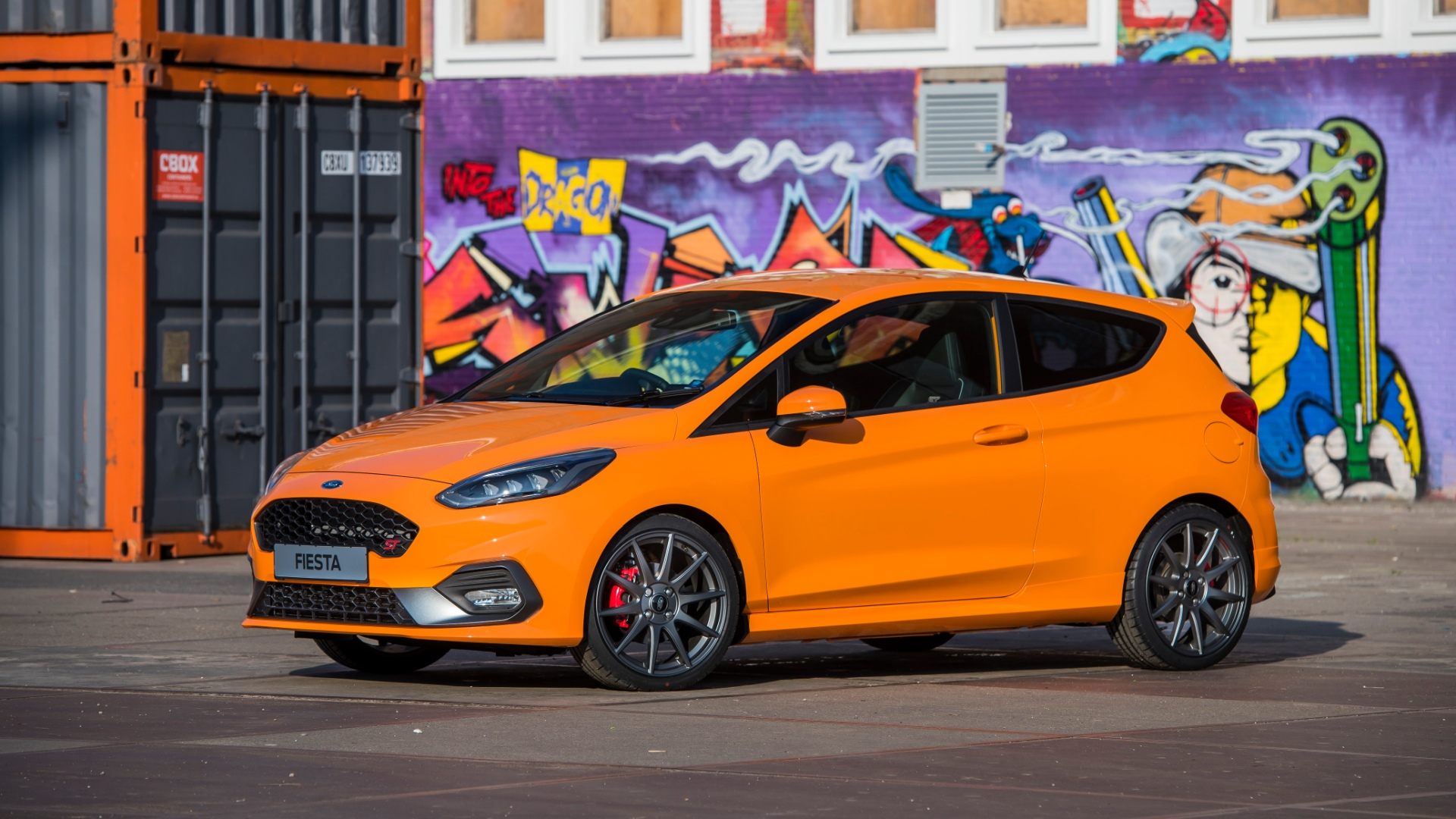 Ford Performance Edition Fiesta ST