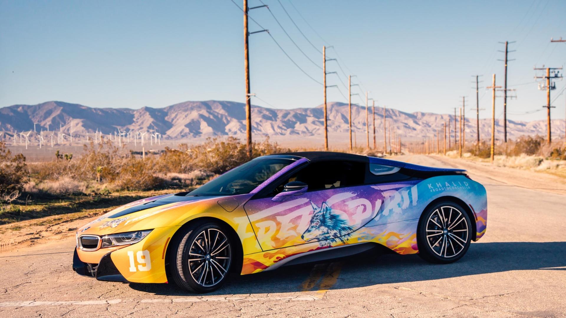 BMW Coachella