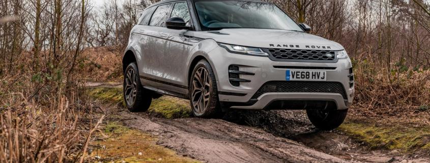 Range Rover Evoque Emissions
