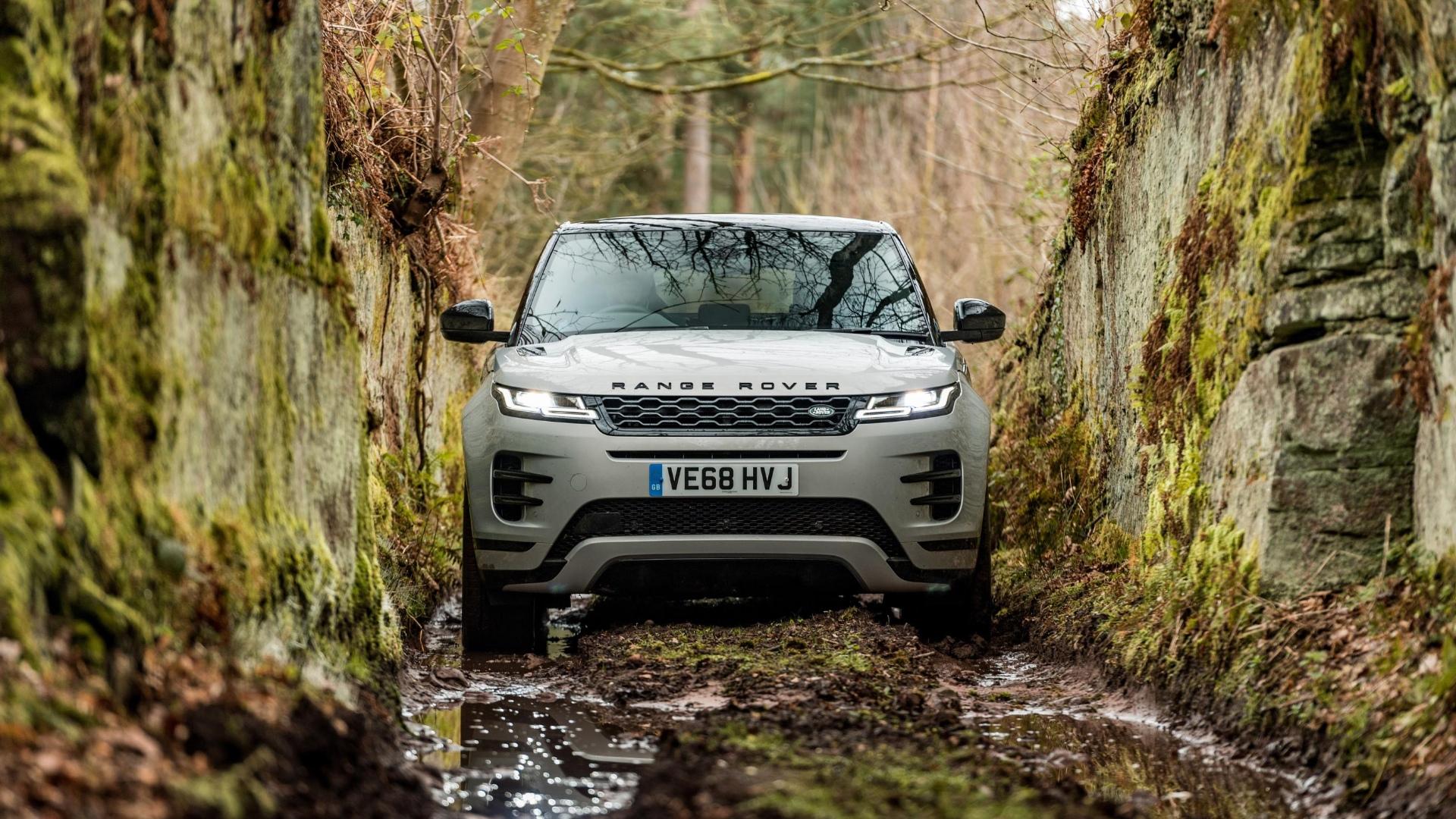 Range Rover emissions