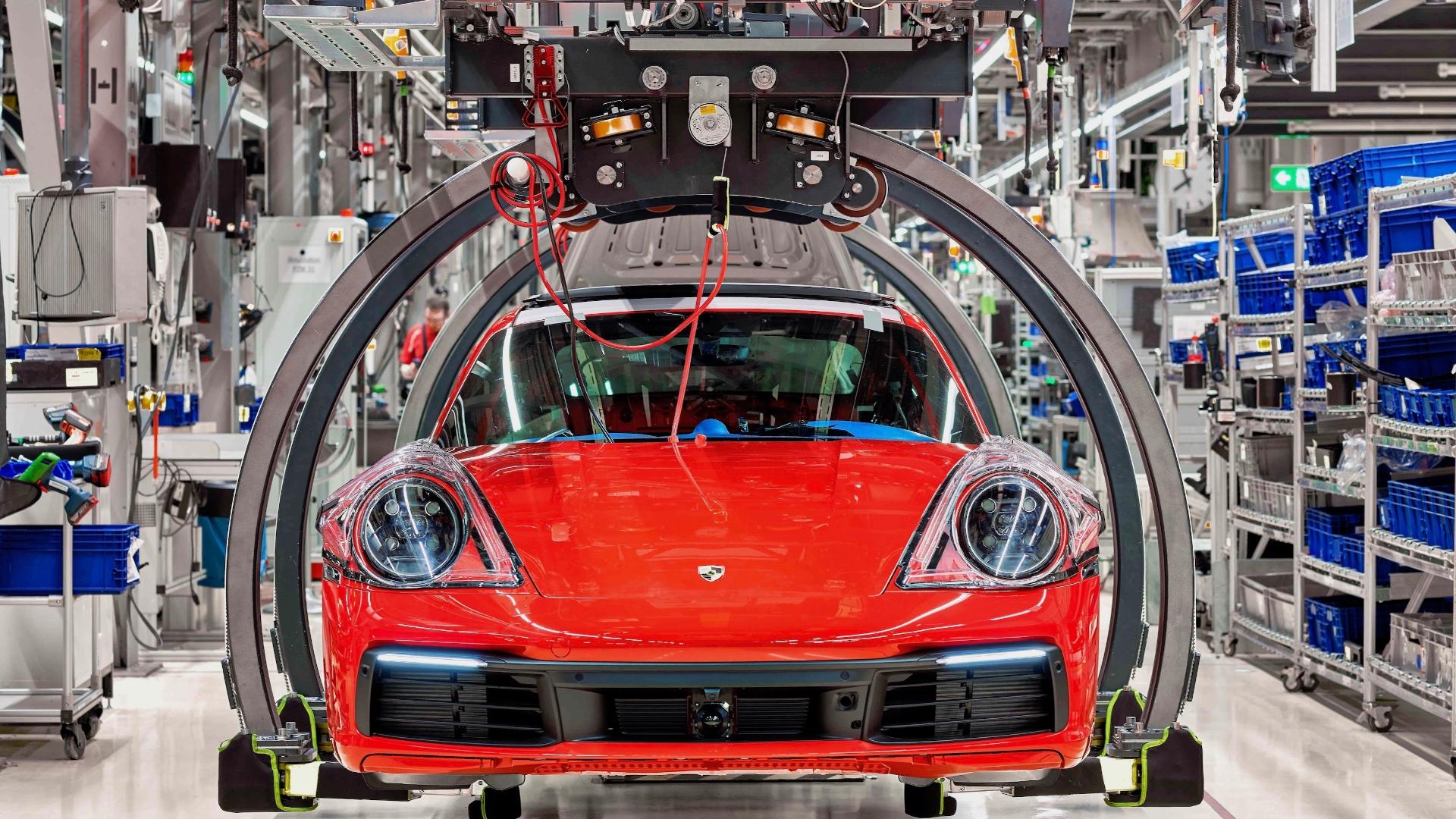 Porsche CO2 reduction