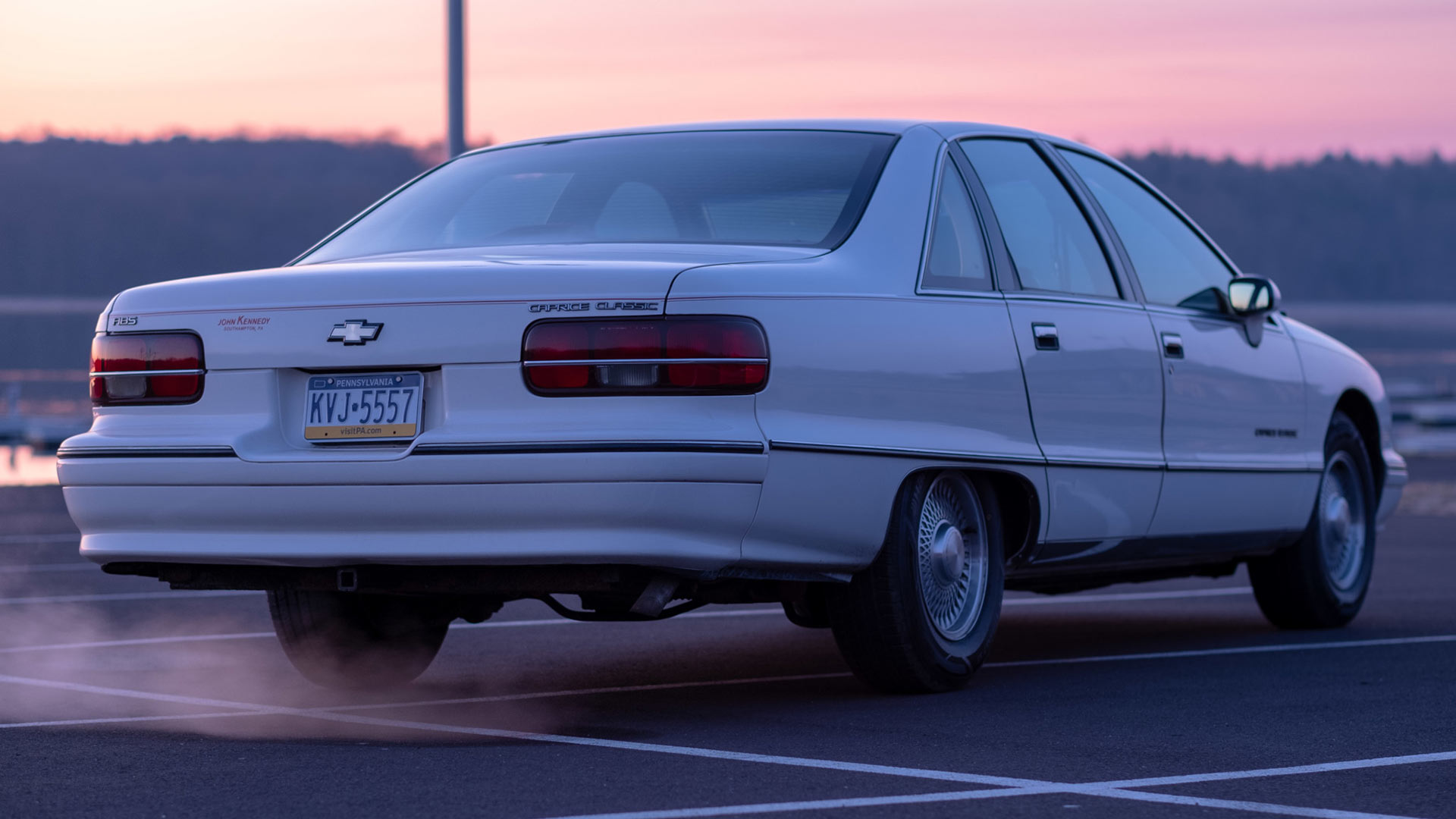 1991 Chevy Caprice Classic Bring a Trailer