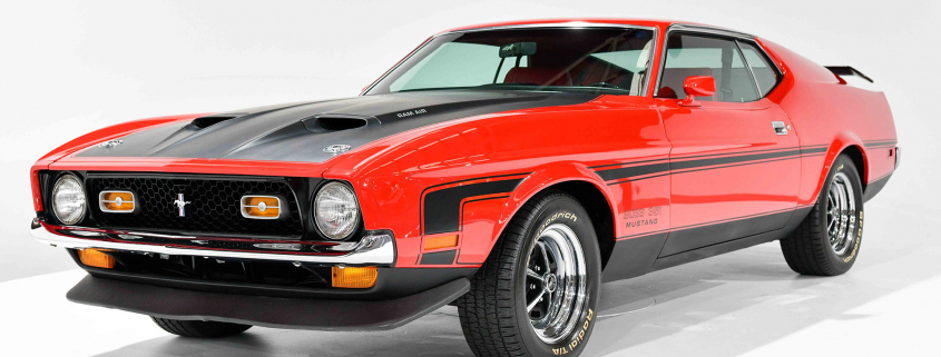 2019 Gosford Classic Car Sale