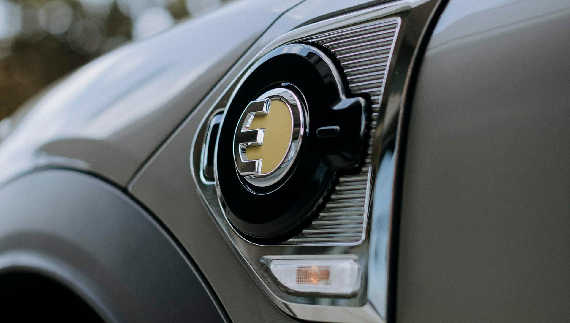 2019 Mini Countryman Plug In Hybrid for Australia