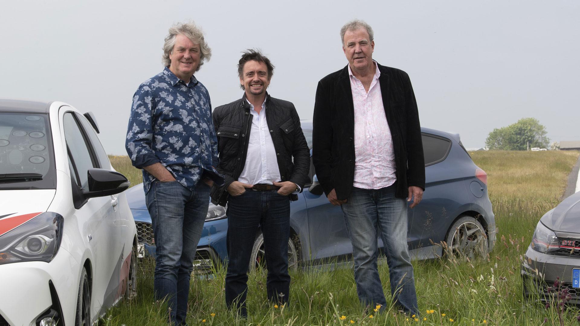 The Grand Tour Series 3