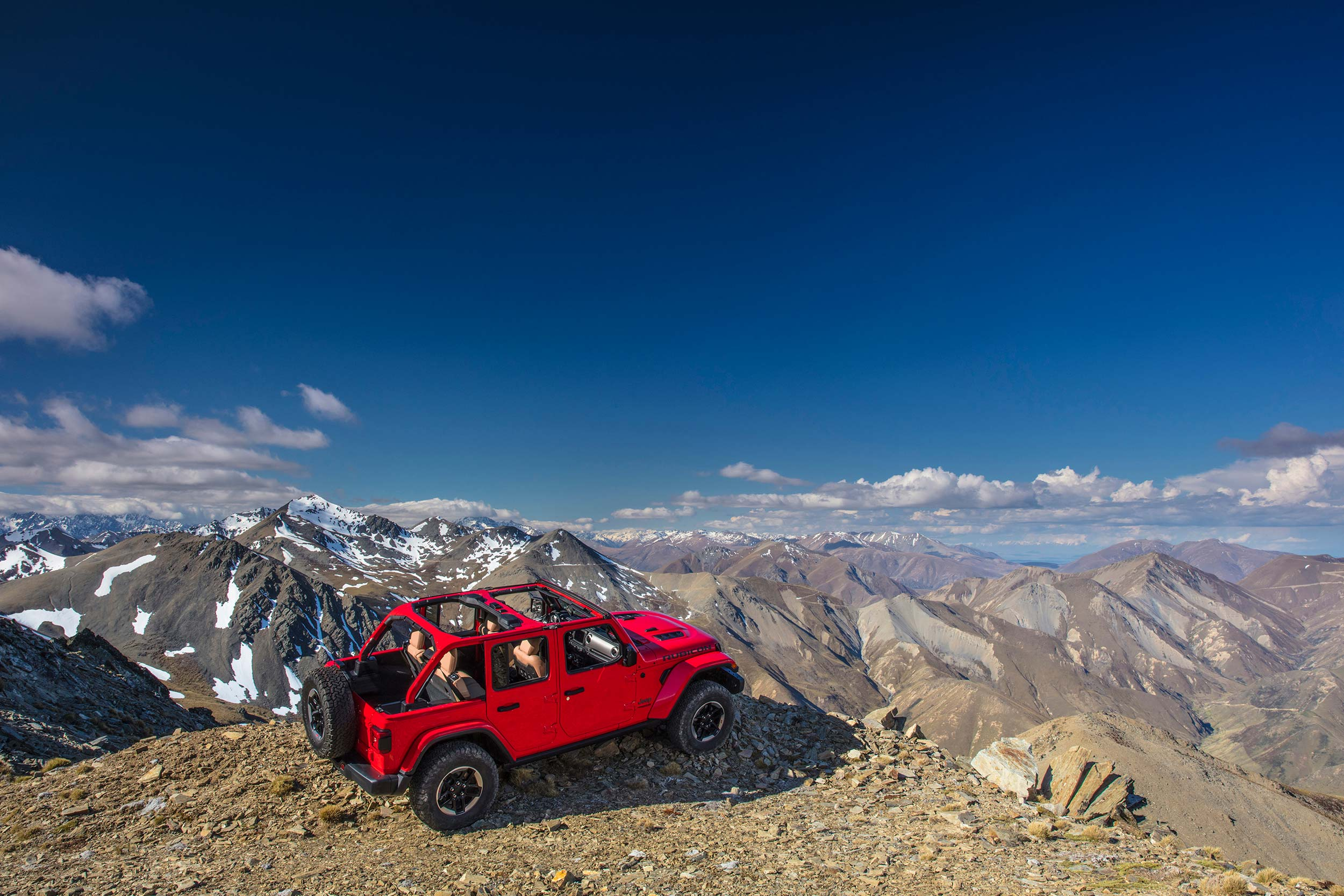 2018 Jeep Wrangler JL Unlimited