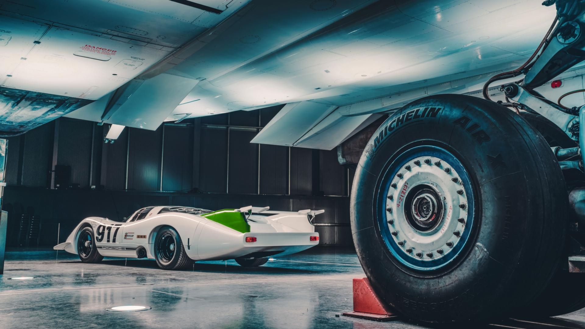 Porsche 917 Concorde