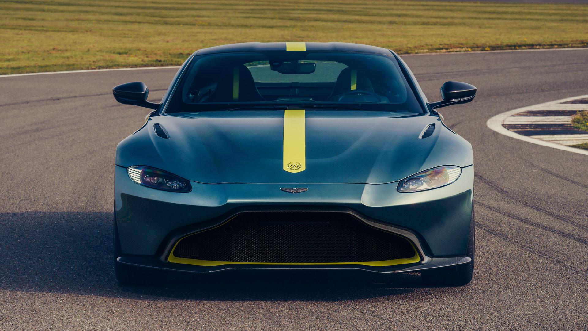 Aston Martin Vantage AMR 59