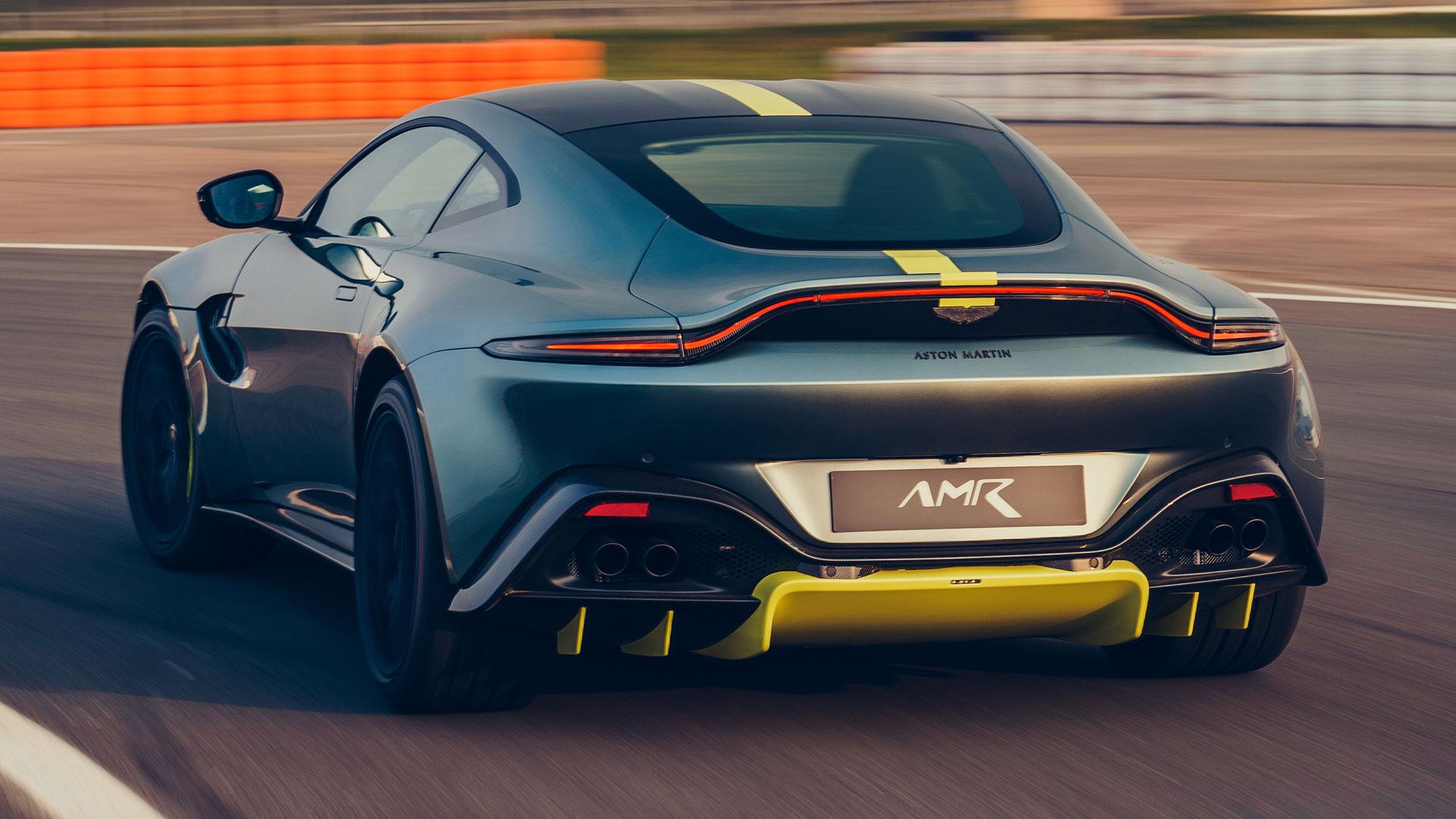 Aston Martin Vantage AMR Vantage 59